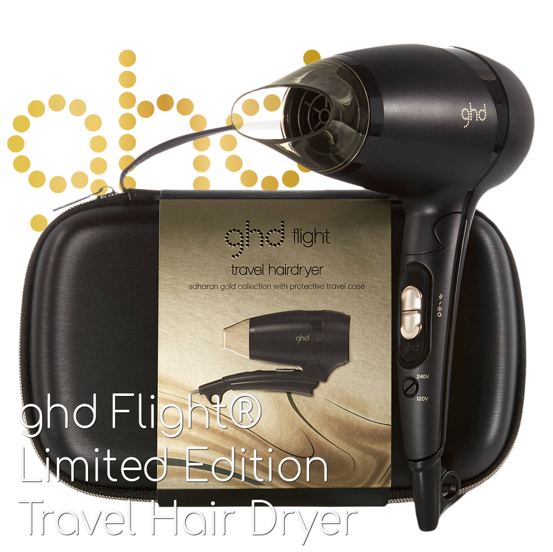 ghd Flight® Limited Edition Travel Hair Dryer