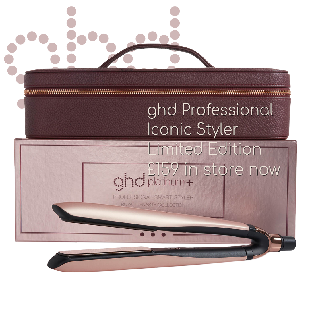 ghd professional ionic styler limited edition