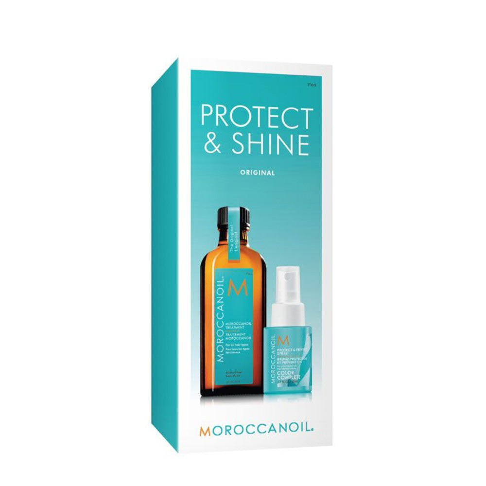 Moroccan Oil Protect and Shine Cut Above Matlock